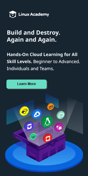 linux academy cloud learning
