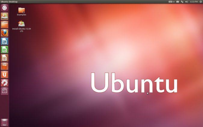 ubuntu operating system